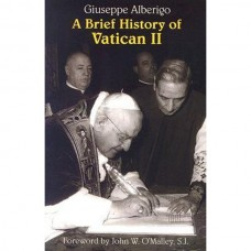 A Brief History of Vatican II by Giuseppe Alberigo