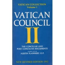Vatican Council II - The Conciliar and Post Conciliar Documents by Austin Flannery OP