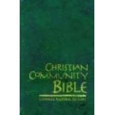 Christian Community Bible - Catholic Pastoral Edition (Revised Edition)