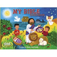 Bible - My Bible Storybook (GodCounts Series)