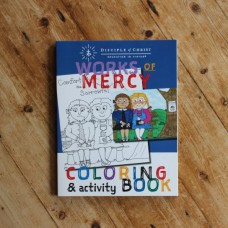 EIV - Works of Mercy Colouring and Activity Book