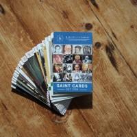 EIV - Saint Cards Series Two Complete Set US$9.95