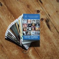 EIV - Saint Cards Series One Complete Set US$9.95