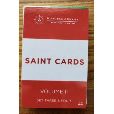 EIV - Saint Cards Series 3 Complete Set US$9.95