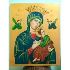 Our Lady of Perpertual Succor Oil Painting