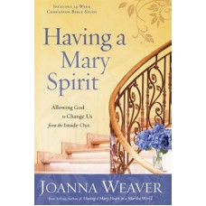 Having a Mary Spirit : Allowing God to Change Us from the Inside Out