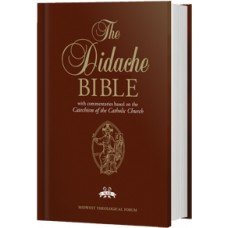 Bible - The Didache Bible with Commentaries based on the Catechism of the Catholic Church NABRE