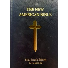 Bible - The New American Bible Saint Joseph Edition Personal Size