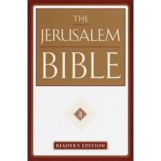 Bible - The Jerusalem Bible Reader's Edition Hardcover