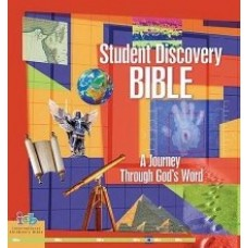 Student Discovery Bible - A Journey Through God's Word