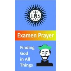 Card - Examen Prayer of St Ignatius of Loyola 12cm x 7cm Digital Product