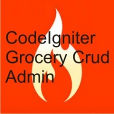 Codeigniter v3.1.11 CRUD with Admin - Digital Product