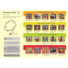 Leaflet - A4 Rosary - 4 Set of Mysteries Pack of 25