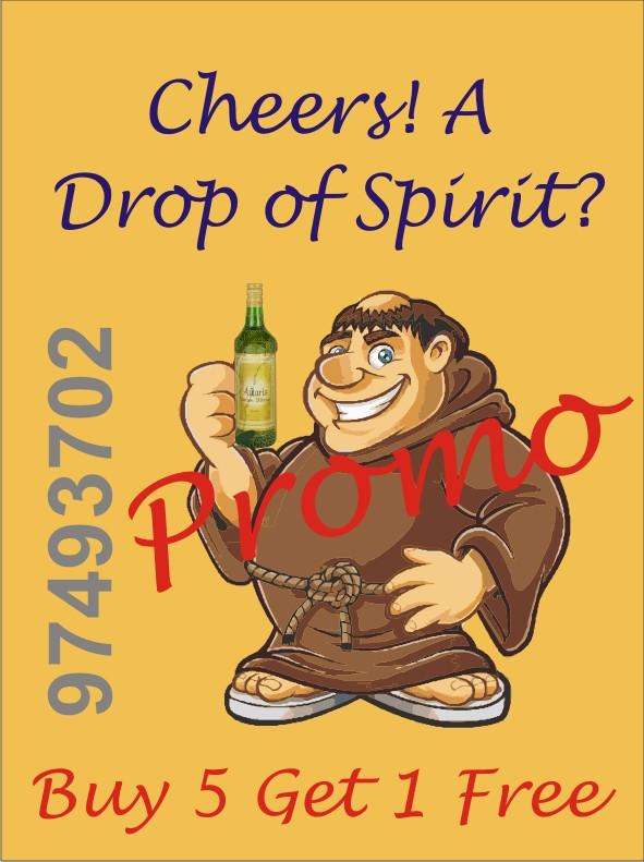 Altar Wine Promo